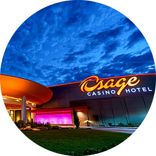 Osage Casino - Ponca City