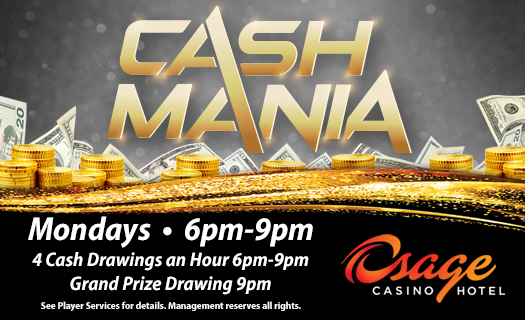 Cash Mania Thumbnail